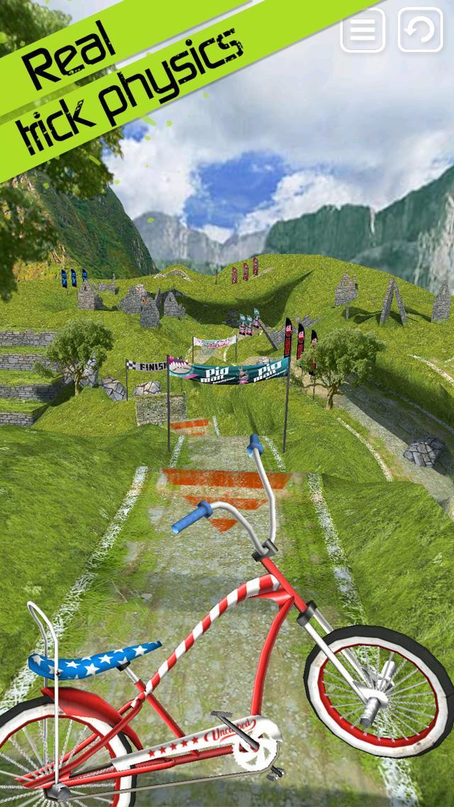 Touchgrind BMX screenshot #2