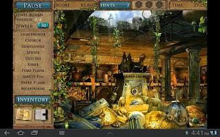 Screenshot of JQ Mysteries: The 7th Gate