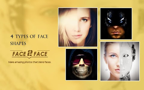 Face2Face-funny face effects screenshot 16