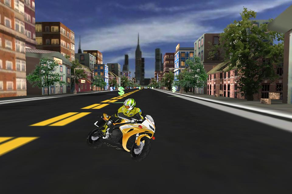 Extreme Biking Free Bike Games- screenshot
