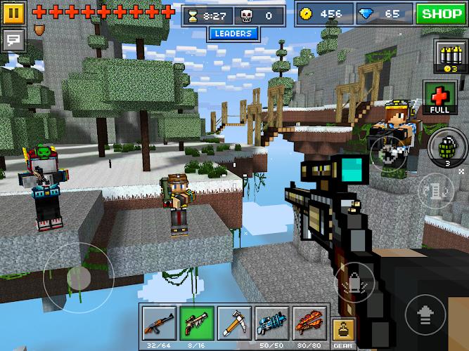 Pixel Gun 3D Mod Apk v9.4.0