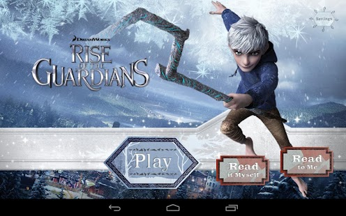Rise of the Guardians- screenshot thumbnail