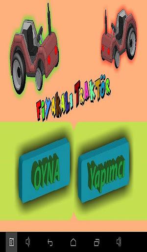Fiyakalı Traktör