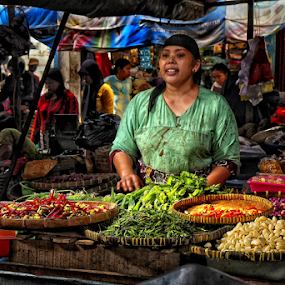 Pasar Kebalen by Herry Wibowo - People Professional People
