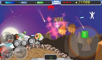 Screenshot of Moonwalker