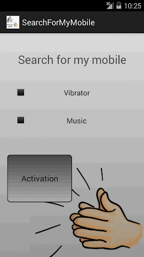 Search for my mobile