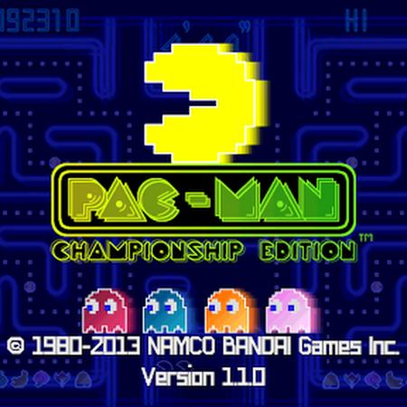 PAC-MAN Championship Edition v1.2.3