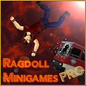 Ragdoll Minigames PRO