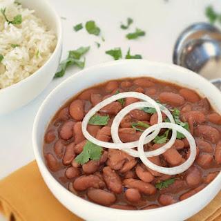 Rajma Without Tomato Recipes.