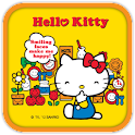 Hello Kitty Happy Face Theme icon