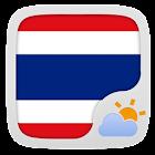 Thai Language GO Weather EX icon