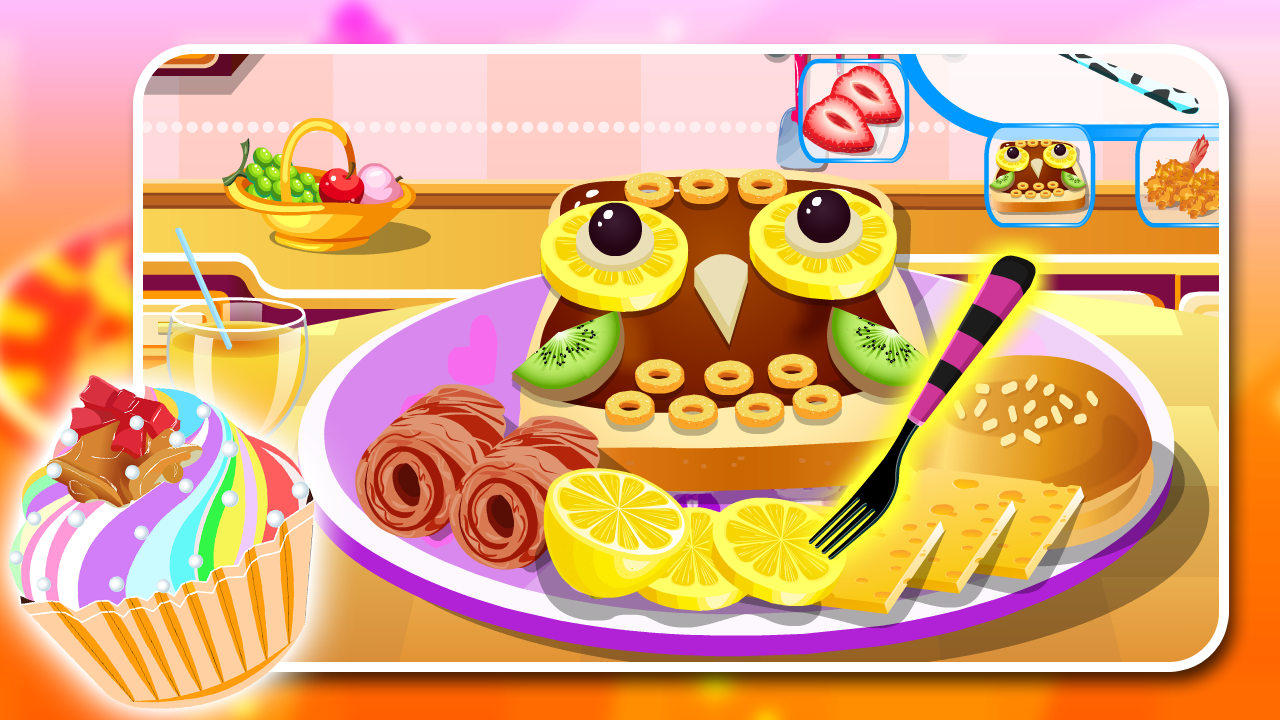 Delicious Baby Food Plating- screenshot