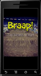 Supercross Soundboard Braap! - náhled