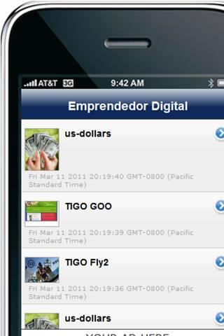 Emprendedor Digital - screenshot