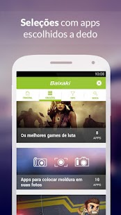 Baixaki: miniatura da captura de tela