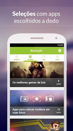 Baixaki 2.3.0 screenshot 233982
