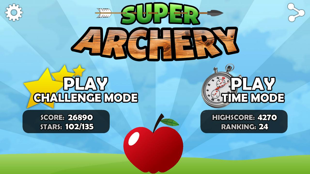 Super Archery HD Free - screenshot