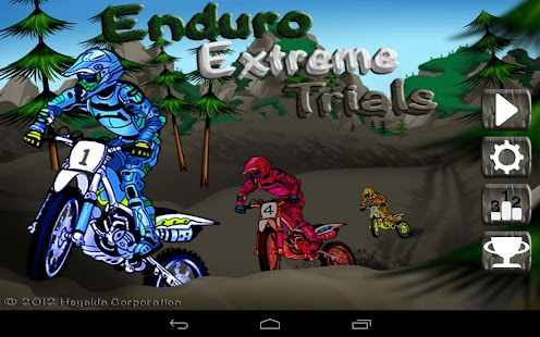Enduro Extreme Trials- screenshot thumbnail