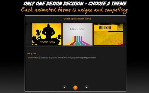 deck Presentations- screenshot thumbnail