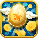 Coins vs Eggs:Prize Collection icon