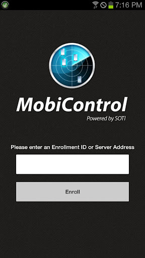 MobiControl Agent