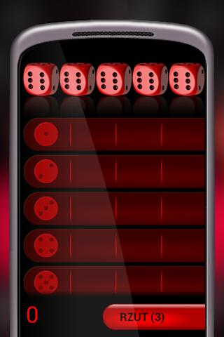 Dice Poker- screenshot