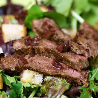 Burgundy Steak Salad.