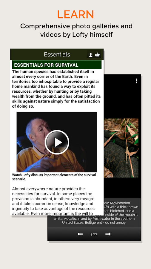 SAS Survival Guide – screenshot
