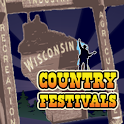 Wisconsin Country Music Fests logo