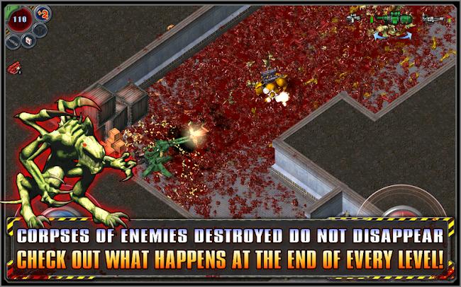 Alien Shooter- screenshot