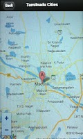 Screenshot of Tamilnadu Cities