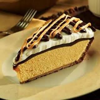 Decadent Peanut Butter Pie.