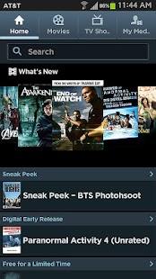 Media Hub Samsung (AT&T) - screenshot thumbnail
