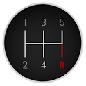 Gear Shift:Transmission remote icon