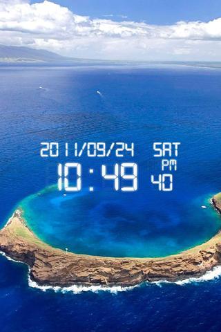 Download Digital Clock Wallpaper PAD Apk 1 3 6,com isopda