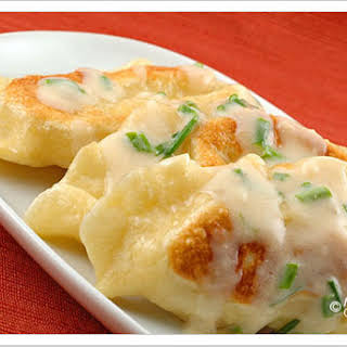 Sour Cream White Sauce Recipes.