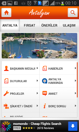 Antalya Official City Guide