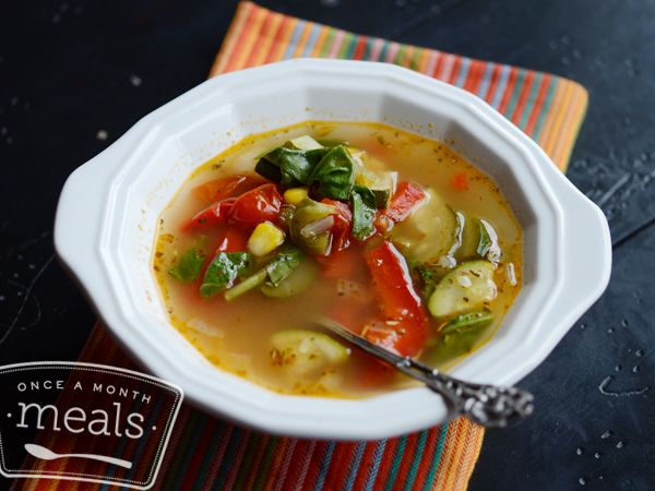 Copycat Smart Ones Fire Roasted Vegetable Soup
