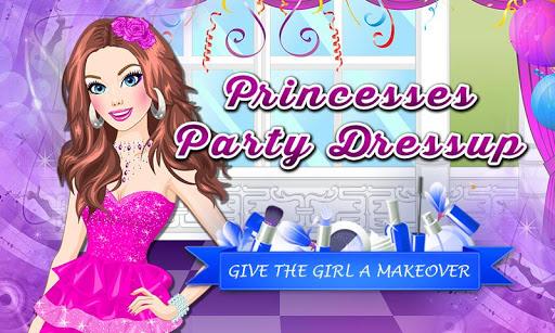 Monaco Princess: Party Dressup