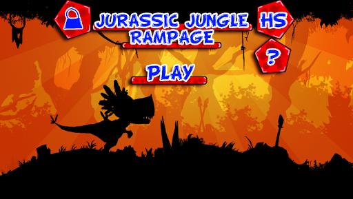 Jurassic Jungle Rampage