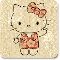 HELLO KITTY Theme144 icon