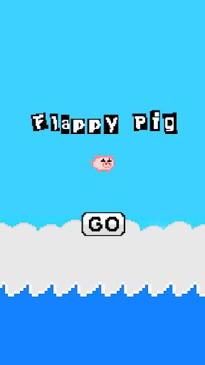 Flappy Pig Ad free no ads