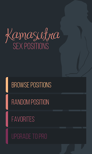 Kamasutra - sex positions