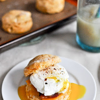 Sweet Potato Breakfast Biscuits.