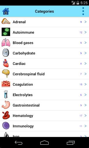 LabDx - the Lab Values App