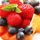 Summer fruits ! ライブ壁紙 icon
