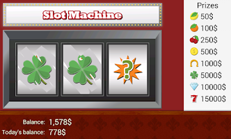 Screenshot of Lucky Scratch! Scratch Cards