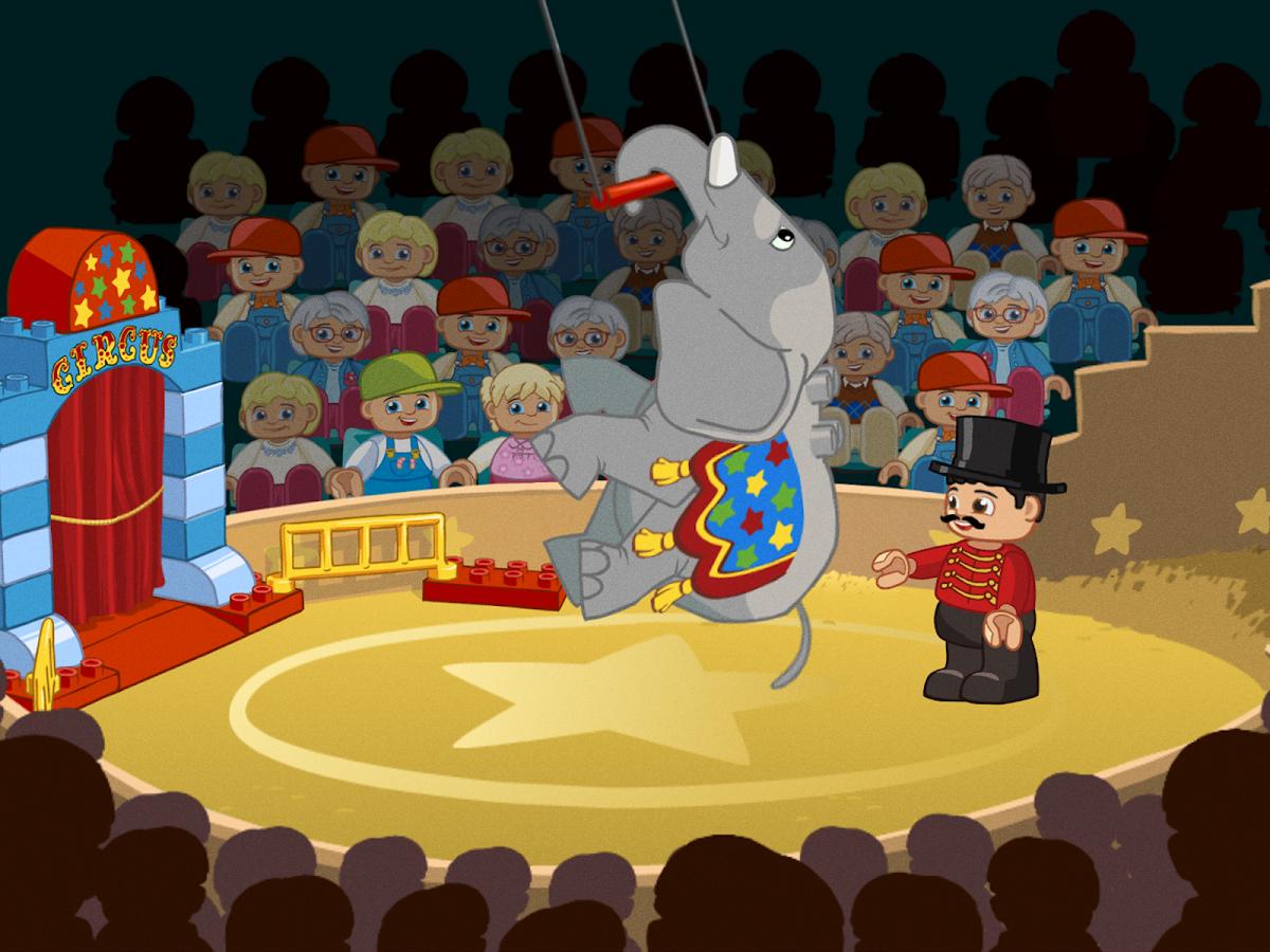 LEGO® DUPLO® Circus - screenshot