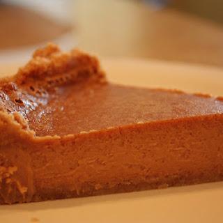 Cajeta Quemada Cheesecake