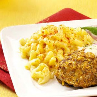 Low-Fat Macaroni and Cheese.
